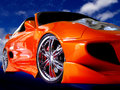 Speedster Royalty Free Stock Photos