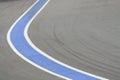 Speedway Royalty Free Stock Photo
