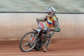 Speedway oem eggendorf austria april denis stojs slovenia wins the austrian championship on april in eggendorf austria Royalty Free Stock Image