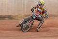Speedway oem eggendorf austria april denis stojs slovenia wins the austrian championship on april in eggendorf austria Stock Photos