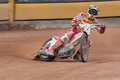Speedway oem eggendorf austria april patrik nagy hungary places th in the austrian championship on april in eggendorf austria Royalty Free Stock Images