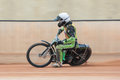Speedway oem eggendorf austria april ziga radkovic slovenia places th in the austrian championship on april in eggendorf austria Stock Photography