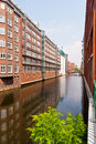Speicherstadt Royalty Free Stock Images