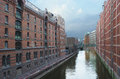 Speicherstadt Royalty Free Stock Photos