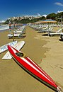 Sperlonga Beach Royalty Free Stock Photo