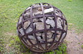 Spherical Decorative Object Wi...