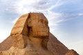 Sphinx, Egypte Photos libres de droits