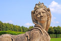 Sphinx, germany Stock Photo