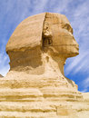 The Sphinx of Giza Royalty Free Stock Images