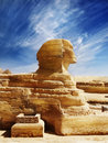 Sphinx great of egypt ancient architecture Royalty Free Stock Image