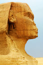 The Sphinx and Pyramids Royalty Free Stock Photo