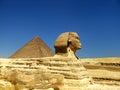 Sphinx Royalty Free Stock Photo