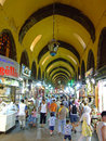Spice bazaar istanbul tyrkey july in on july egyptian market in turkey Royalty Free Stock Photography