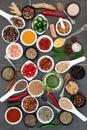 Spice and Herb Food Seasoning