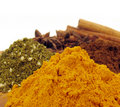 Spice mix 6 Royalty Free Stock Photos