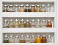 Spice rack Royalty Free Stock Photo