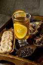 Spiced tea Stock Photography