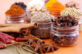 Spices Royalty Free Stock Images