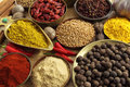 Spices and herbs Royalty Free Stock Images
