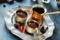 Spicy Chili Spanish Hot Chocolate Royalty Free Stock Photo