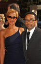 Spike Lee, Tonya Lewis Lee Stock Photography