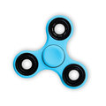 spinner stress relieving toy isolated on on white
