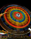 Spinning Ride at Fair Stock Images