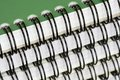 Spiral-Bound Note Books Royalty Free Stock Photo