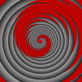 Spiral motion #5. Royalty Free Stock Photography