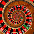 Spiral Roulette Royalty Free Stock Photo