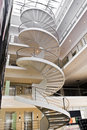 Spiral Staircase Royalty Free Stock Photo