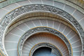 Spiral staircase image of a Royalty Free Stock Images