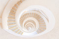 Spiral Stairway Stock Photo