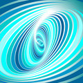 Spiral whirl movement. Stock Photos