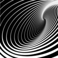 Spiral whirl movement. Abstract background. Royalty Free Stock Images
