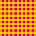 Spirited plaid pattern colored background Stock Photos