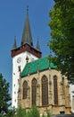 Spissky stvrtok church