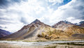 Spiti Valley Stock Photo