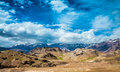 Spiti Valley Royalty Free Stock Photography