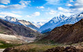 Spiti Valley Royalty Free Stock Photos