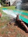 stock image of  splash