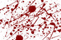 Splatter background Royalty Free Stock Images