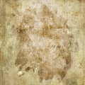 Splattered scrapbook paper in brown shades Stock Images