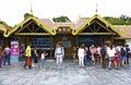 Splendid china folk village ticket counters Royalty Free Stock Photo