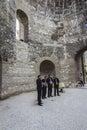Split croatia croatian pronunciation splît italian spalato is a city in the croatian region of dalmatia on the eastern shores of Royalty Free Stock Images