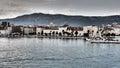 Split Croatian city on the Adriatic Sea Royalty Free Stock Photo