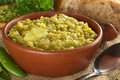 Split Pea Soup Stock Photos