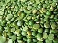 Split Peas Royalty Free Stock Photos
