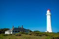 Split Point Lighthouse Royalty Free Stock Photo