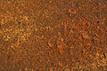 Splotchy Rust Texture Royalty Free Stock Image